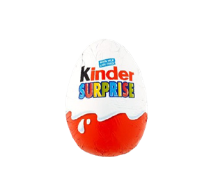 Resmi Kinder Surprise T72 Cikolata 20gr